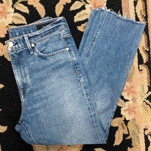 rag & bone Farrah Ankle Cigarette Crop Jeans